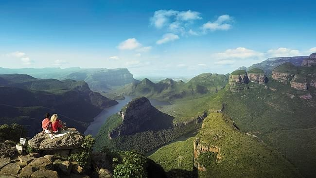 Blyde River Canyon, Mpumalanga, Drakensberg Mountains, South Africa. Picture: South Afric