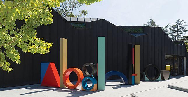 Heide Museum of Modern Art - Emily Floyd, Abstract Labour (2014)