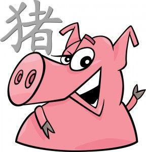 Chinesisches Horoskop 2017 Schwein