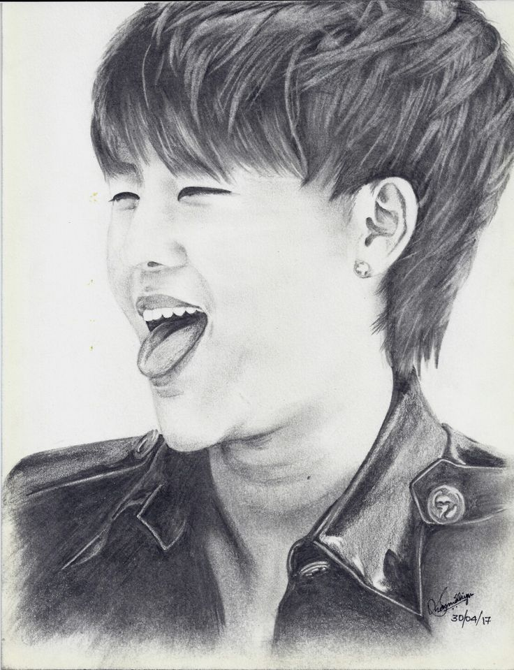 Leader Gyu! Kim Sungkyu~김성규 Love this laugh😊 (Have to love his eyes for making my work easier😂)