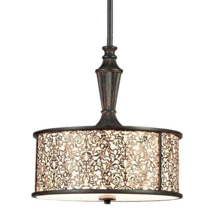Loving this pendant light! - Melrosa Pendant via Joss and Main
