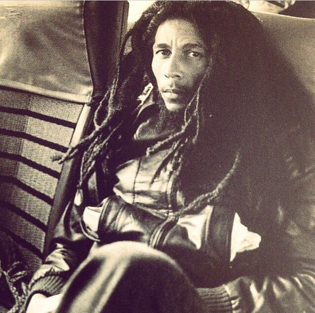 Robert Nesta Marley!