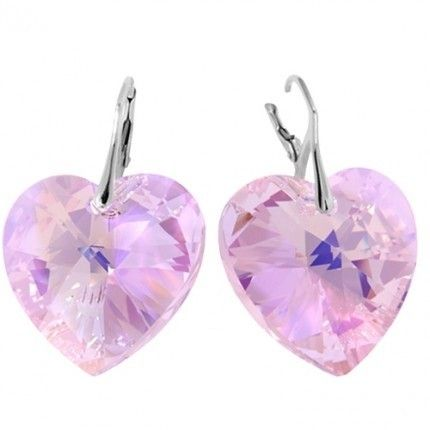 cercei cu inimioarer roz pentru fetite http://www.bijuteriifrumoase.ro/cumpara/heart-p-28-llvbck-promo-2034
