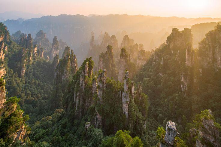 ¡Aleluya! - La magia natural de China: enamórate de Tianmén y Zhangjiajie