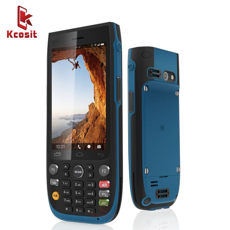 """Wholesale prices US $435.86  original Kcosit K85 IP68 Rugged Waterproof Phone Android 5.1 Qualcomm Quad Core 4."""" With Russian Keyboard 2D Scanner NFC GPS  #original #Kcosit #Rugged #Waterproof #Phone #Android #Qualcomm #Quad #Core #With #Russian #Keyboard #Scanner"""