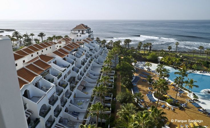 Playa de Las Americas is an important holiday resort of Tenerife with a vibrant nightlife and some of the most luxurious hotels of the island