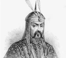 Los grandes de la historia: Genghis khan vs Atila, el huno.