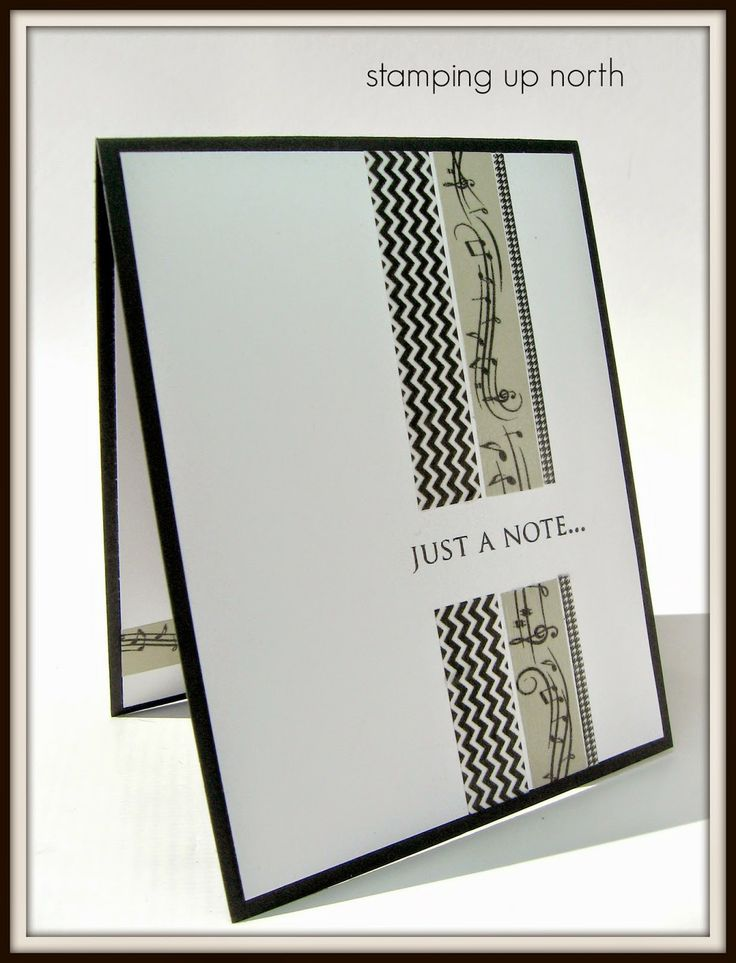 stamping up north: The paper players challenge..washi tape