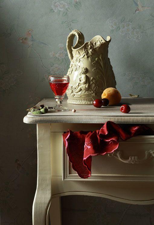 #Still #Life #Photography Черешневый ликер© Диана Амелина