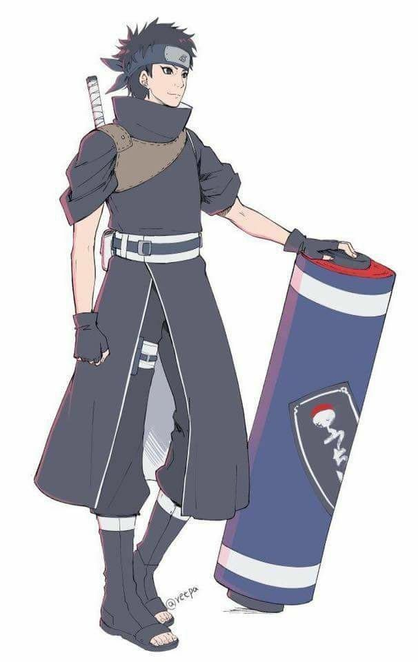 The Singularity-Uchiha Shisui Fanfiction - 35  | Naruto