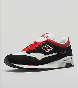 New Balance 1500 'Made In England' black/red