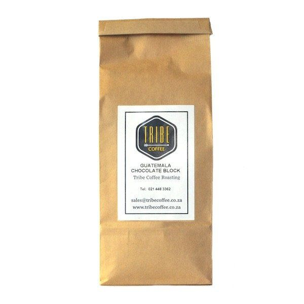 Tribe has brought out the natural chocolate flavours of this coffee through its roast. Buy a bag if you love coffee with chocolate flavours!
