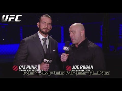 CM Punk Signs With UFC - UFC 181 December 6 2014 - CM Punk's 1st UFC Fight In 2015 NEWS! UFC181