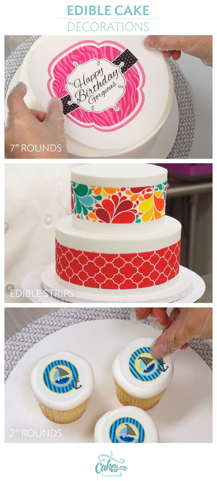 Cake Decorating Edible Ink : 75 best images about EDIBLE PRINTING - CAKE IDEAS on ...