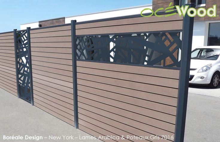 Les 25 Meilleures Id Es Concernant Lame Composite Cloture Sur Pinterest Lame De Terrasse