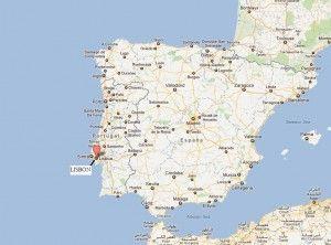 Die Besten Lisbon Airport Ideen Auf Pinterest Portugal - Portugal map airports