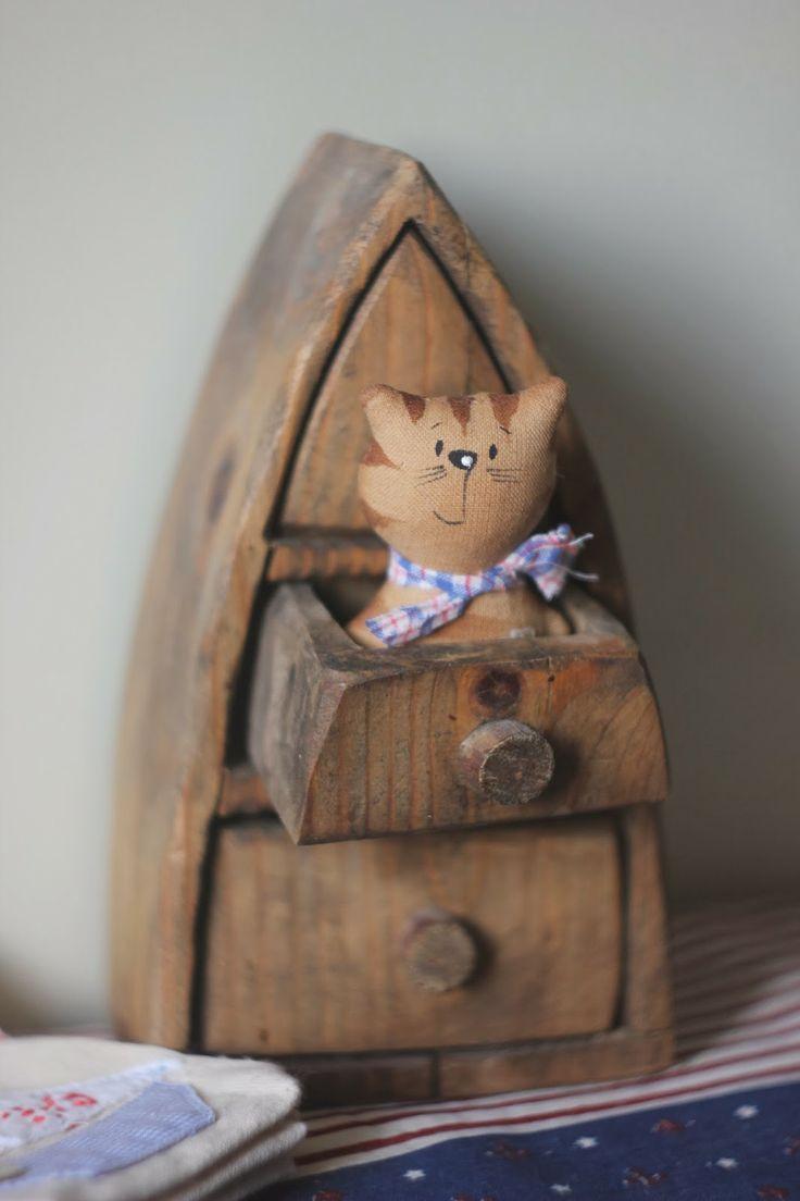 Вкусные рукоделия: Маленькие пряничные зайки и коты