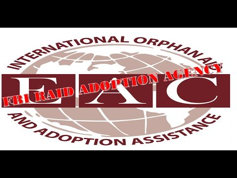 DRAING THE SWAMP AND SAVING CHILDREN Strongsville – The FBI has confirmed to Channel 3 News that they executed a raid on a Strongsville international adoptio...2/15/17