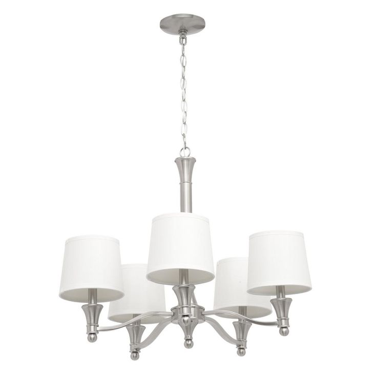 25+ Best Ideas About Brushed Nickel Chandelier On