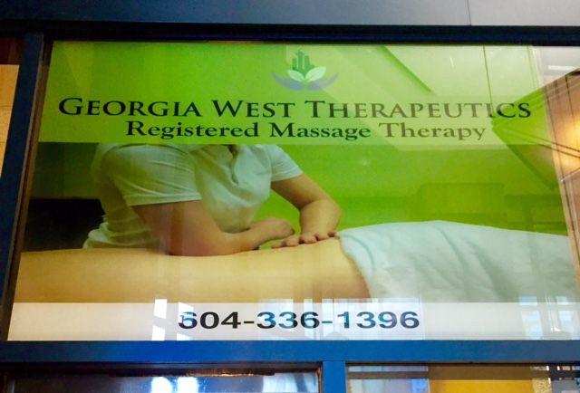 Georgia West Therapeutics 103A-1111 West Georgia St Vancouver BC  georgiawesttherapeutics.com 604-336-1396