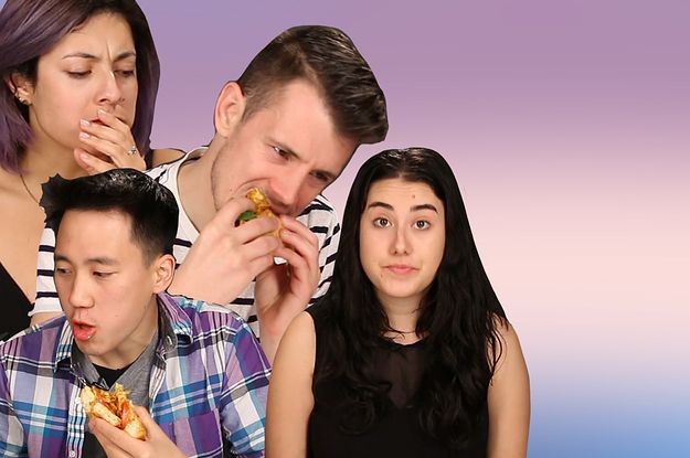 People Try Salvadoran Food For The First Time