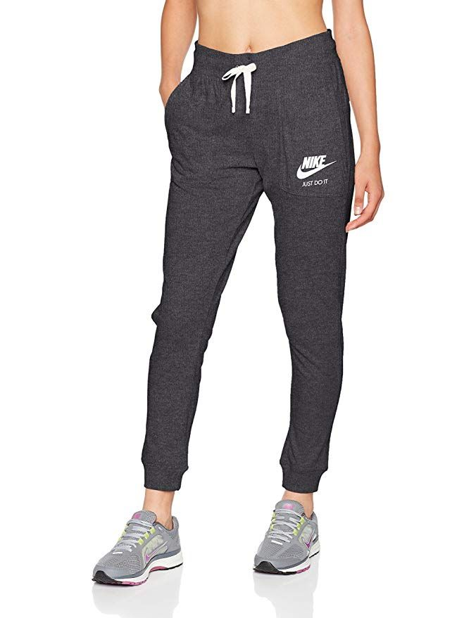 Nike Damen W NSW Gym VNTG Trainingshose: : Sport