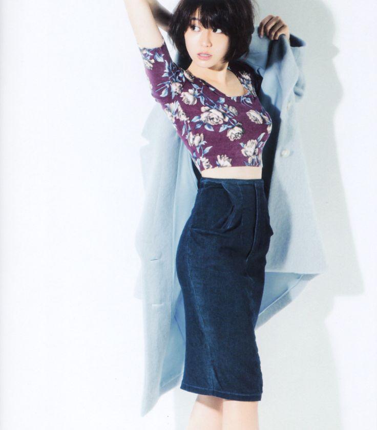 長澤 まさみ (Masami Nagasawa) (Actress)