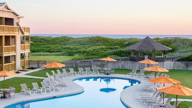 Outer Banks, North Carolina: The Sanderling Resort | These ten great Spring Break destinations will get you to gorgeous beaches in the Caribbean and Mexico, not to mention the Outer Banks and Florida, at prices that won't break the bank.