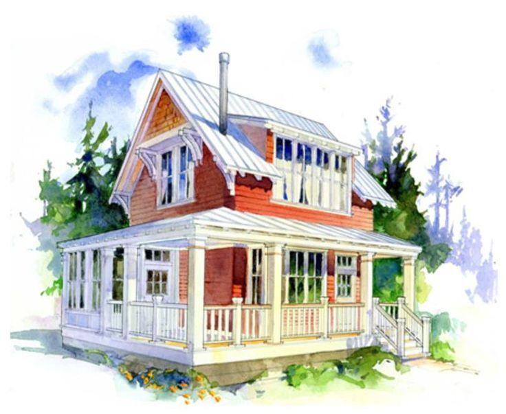 Mejores 72 im genes de porches casas fachadas en for Porches de casas pequenas