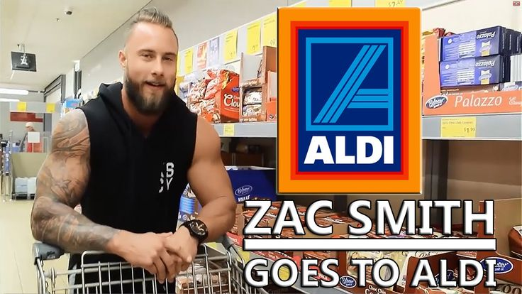 Zac Smith - Grocery Shopping Essentials.