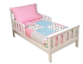 cupcake toddler 4piece bedding set