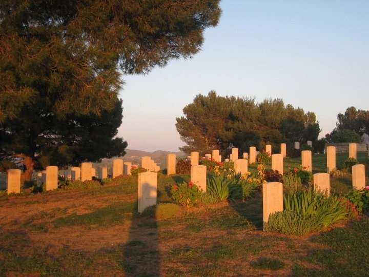 Agira, sicilia, italy.   Canadien only Cemetary