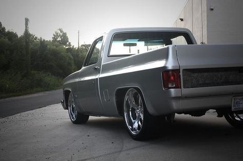 *My 85 Chevy Photoshoot* - C10 Forum | Chevy, 1979 chevy ...