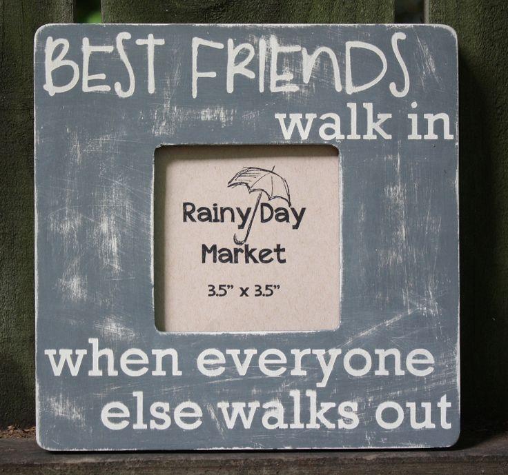 22 best Best Friend Picture Frames images on Pinterest | Friend ...