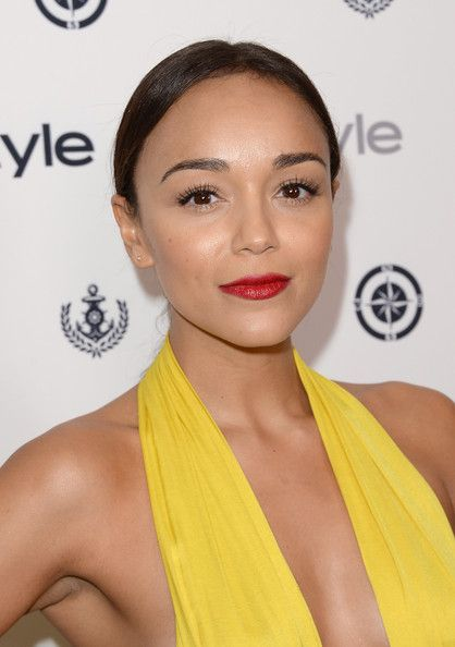 Ashley Madekwe - 12th Annual InStyle Summer Soiree - Arrivals