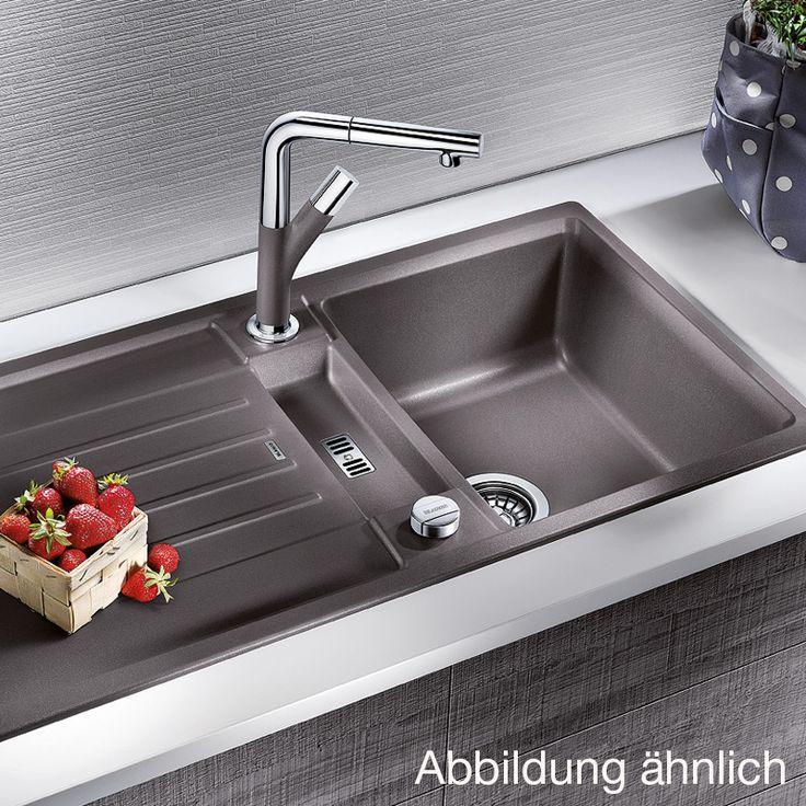 Die besten 25+ Silgranit spüle Ideen auf Pinterest Anthrazit - wasserhahn für küchenspüle