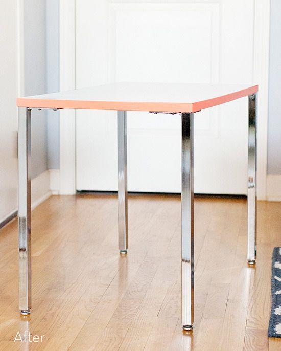 Best 25+ Painting Laminate Table Ideas On Pinterest | Painting Laminate,  Painting Laminate Furniture And Laminate Furniture