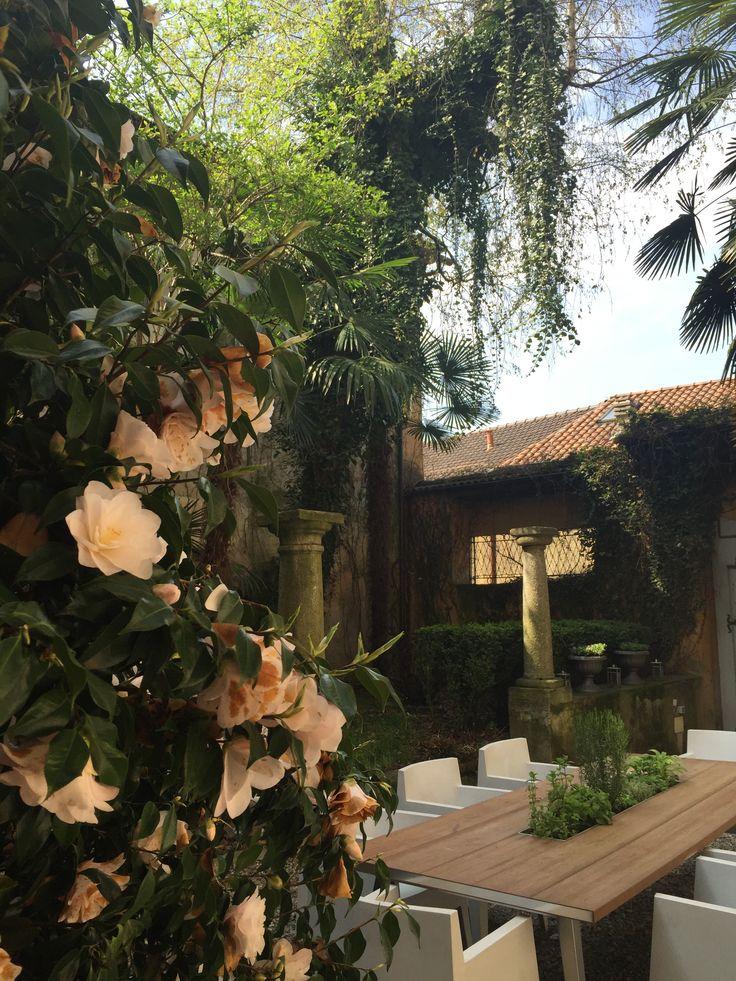 Palazzo dei Leoni, luxury villa rental 45 minutes from Milan