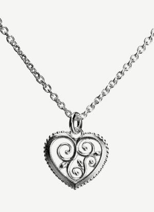 Kalevala jewellery: Hertta (Ace of Hearts)