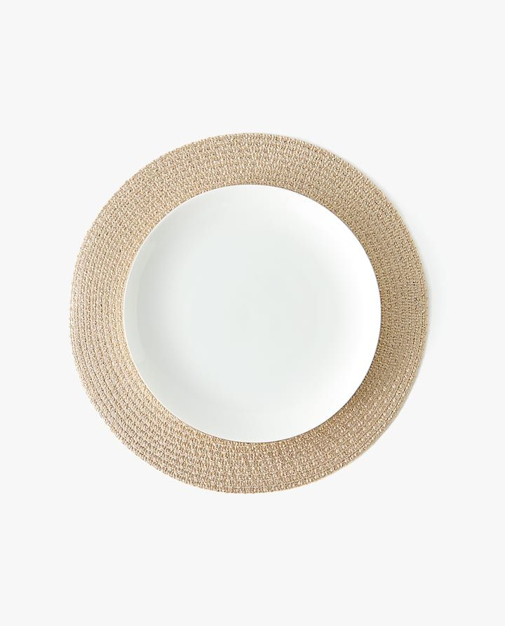 Image Of The Product Round Placemat Pack Of 2 Zara Home Zara Home Canada Placemats