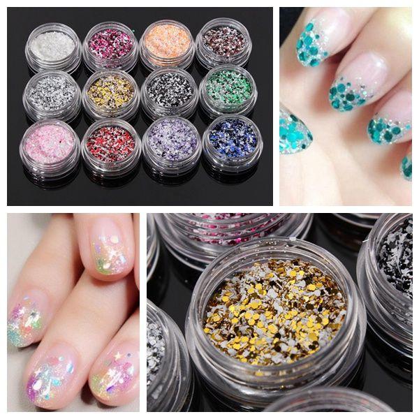 131 best Nail Glitter Mixes images on Pinterest   Glitter, Jitter ...