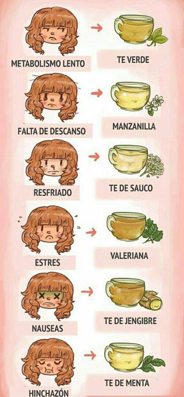 Dime qué tienes y te diré cual #té debes tomar. Descubre las maravillosas #propiedades del té #verde. #TéVerde #Propiedades #Salud #Beneficios