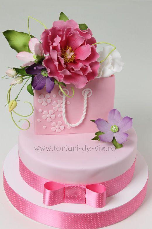 Birthday Original Cake On Pinterest Beautiful Cakes