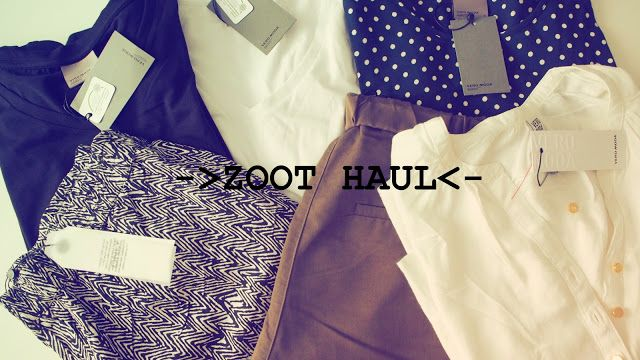 NfashioN : ZOOT HAUL