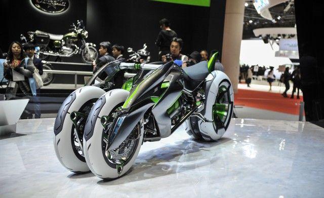 Future of Motorcycles – Kawasaki J Concept – Motorcycle – #CONCEPT #der #Kawasaki …  – Schönes Motorrad
