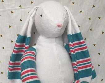 Have Your Baby's Hospital Blanket made into a plush by numsies