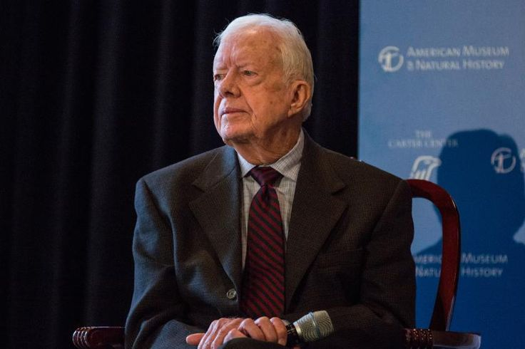 Jimmy Carter's touching response to his brain cancer diagnosis: 'I felt surprisingly at ease. I've had a wonderful life.'