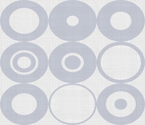 gray orbs fabric by chicca_besso on Spoonflower - custom fabric