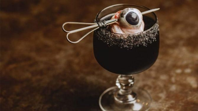 Drink an Eye-Popping Margarita with Actual Eyes at This Australian Restaurant - Chowhound