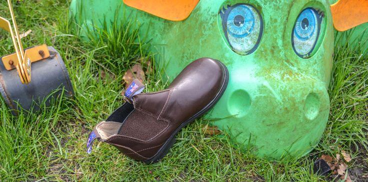 Blueys - super seje boots til børn fra Blue Heeler